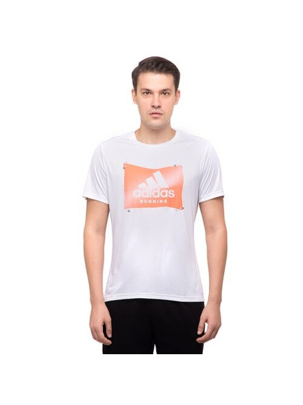 MEN'S ADIDAS RUNNING OTR BADGE OF SPORTS GRAPHIC TEE (Colour May Vary)-22377