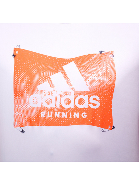 MEN'S ADIDAS RUNNING OTR BADGE OF SPORTS GRAPHIC TEE (Colour May Vary)-White -XL-2
