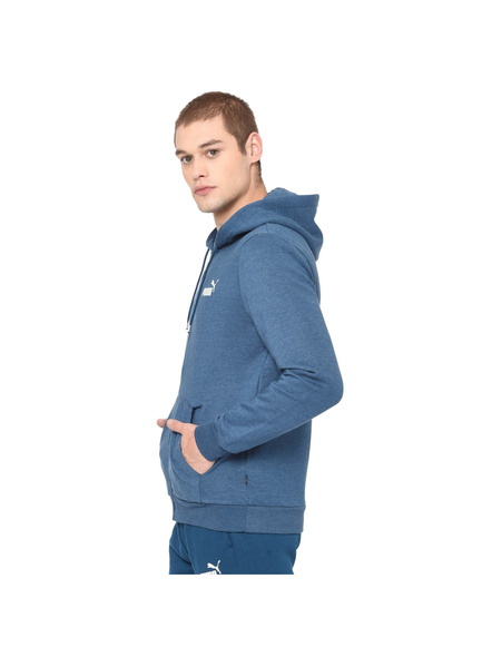 Essentials Fleece Hooded Men's Jacket(colour May Vary)-S-38-2