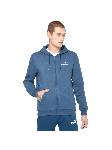 Essentials Fleece Hooded Men's Jacket(colour May Vary)-7629