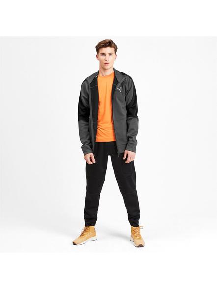 Evostripe Warm Full Zip Men's Jacket(colour May Vary)-07-S-2