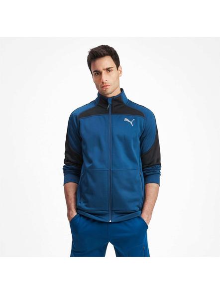 Evostripe Warm Full Zip Men's Jacket(colour May Vary)-9306