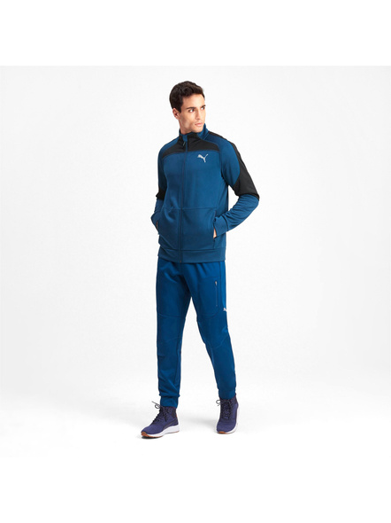 Evostripe Warm Full Zip Men's Jacket(colour May Vary)-Xl-38-2