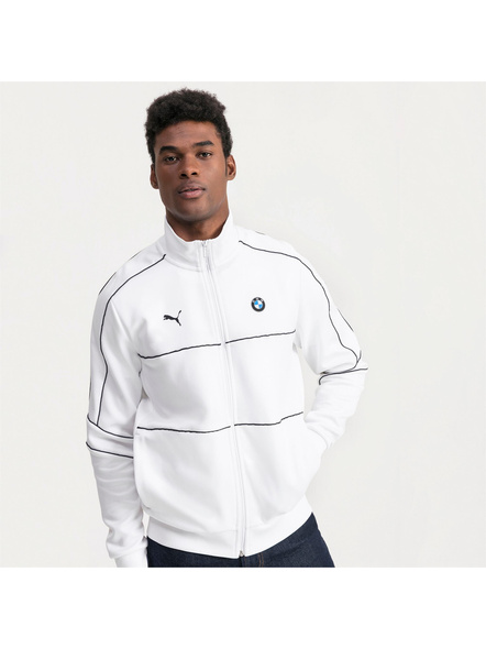 Bmw M Motorsports T7 Track Men's Jacket (colour May Vary)-11896