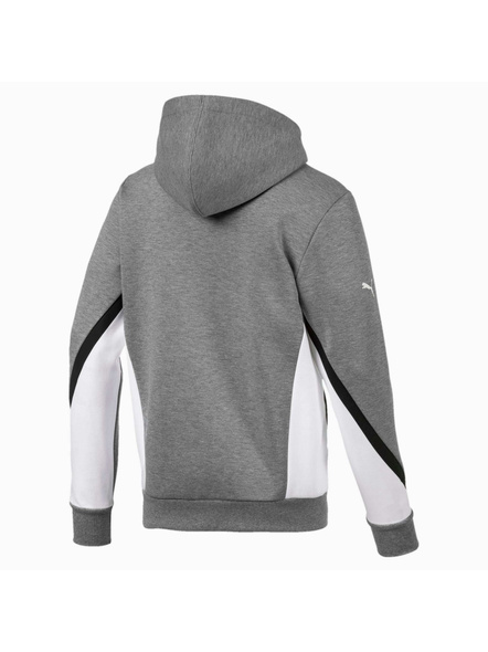 Bmw M Motorsport Hooded Men's Sweat Jacket(colour May Vary)-03-S-1