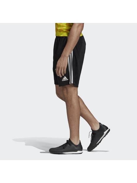 Tan Jacquard Shorts-22340