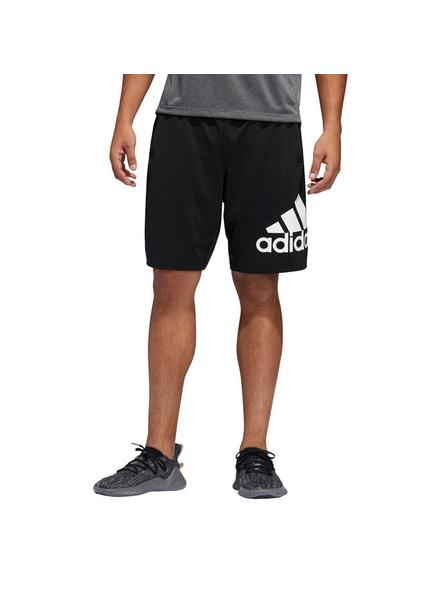 Men's Adidas Training 4krft Sport Badge Of Sport Shorts-16163