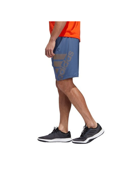 Men's Adidas Training 4krft Badge Of Sport Graphic Shorts (colour May Vary)-16182