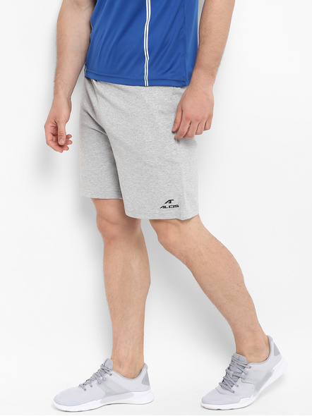 Alcis Mks6181 M Shorts-Grey-L-1