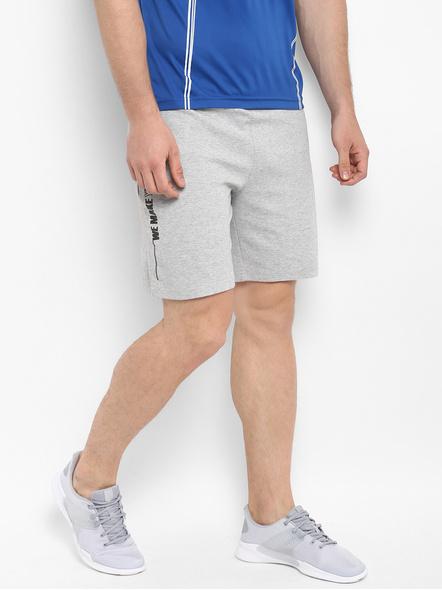 Alcis Mks6181 M Shorts-Grey-L-2