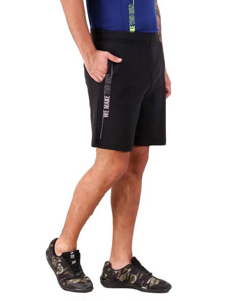 Alcis Mks6183 M Shorts-Xl-Black-2