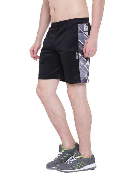 Alcis Mks8273 M Shorts-L-Black-1