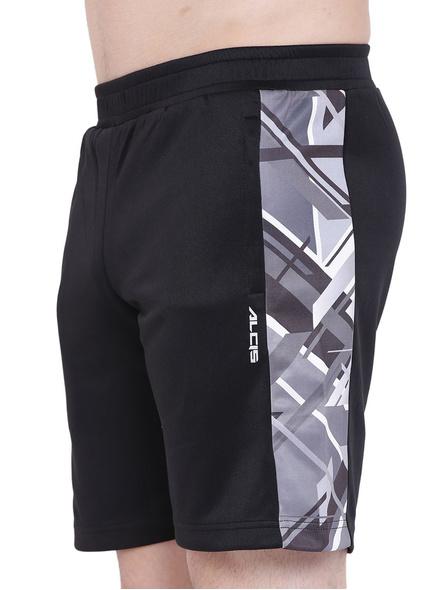 Alcis Mks8273 M Shorts-L-Black-2