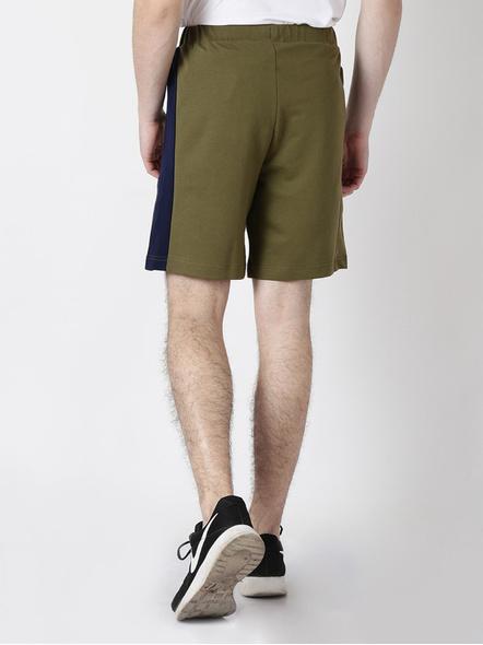 Alcis Mks8283 M Shorts-Olive-L-2