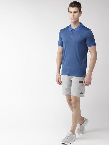 Alcis Mkshss0251 M Shorts-Grey Melange-S-1