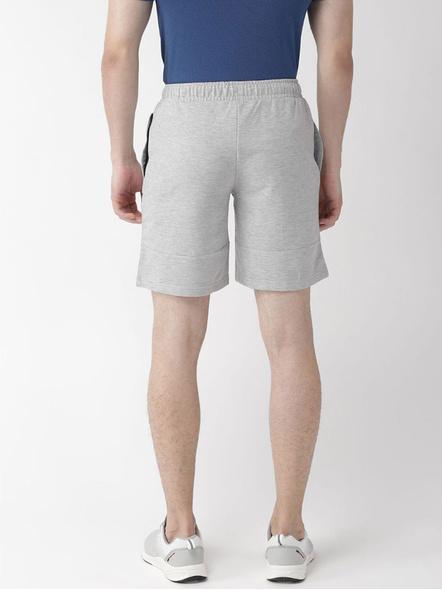 Alcis Mkshss0251 M Shorts-Grey Melange-Xl-1