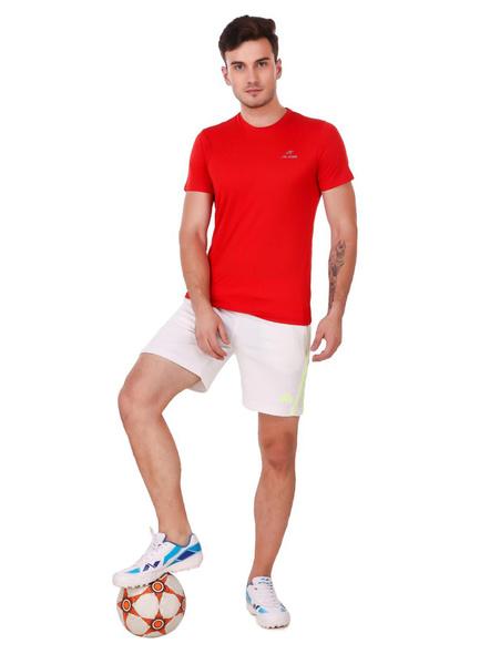 Alcis Mks5072 M Shorts-White-S-1