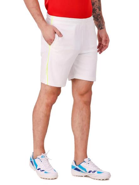 Alcis Mks5072 M Shorts-White-S-2