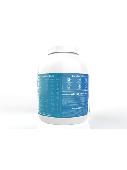 Exerfit Whey Titanium Series 2 Kgs Whey Protein Blend-MOCHA CAPUCCINO-2 Kg-2