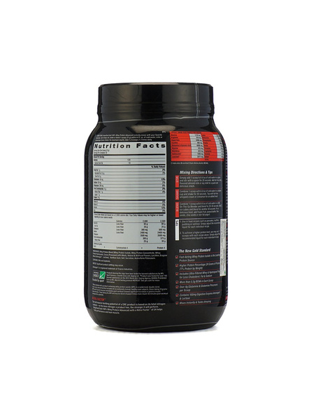 Gnc Amp Amplified Gold 100% Whey Protein Advanced 2 Kg-DOUBLE RICH CHOCLATE-2 Kg-1