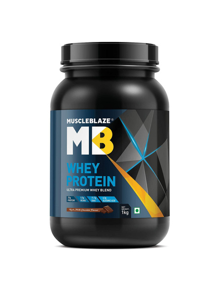 Muscleblaze Whey Protein Ultra 2.2 Lbs-1439