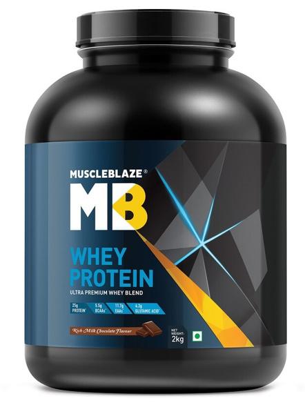 Muscleblaze Whey Protein Ultra 4.4 Lbs-1232