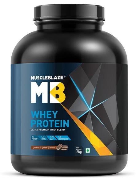 Muscleblaze Whey Protein Ultra 4.4 Lbs-1440