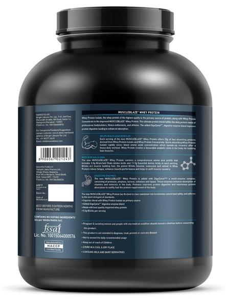 Muscleblaze Whey Protein Ultra 4.4 Lbs-CAFE MOCHA-4.4 Lbs-1
