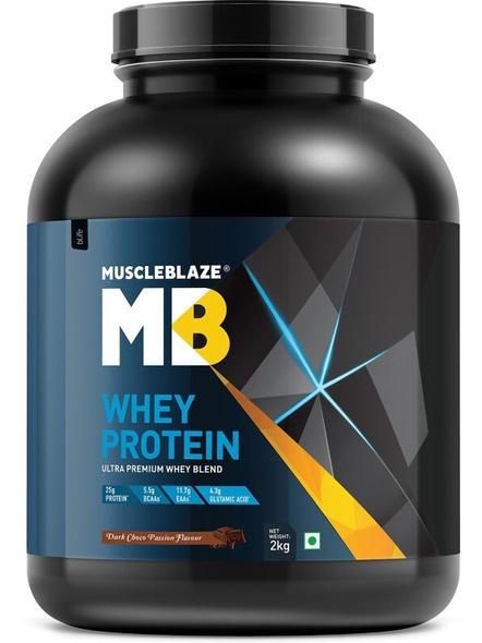 Muscleblaze Whey Protein Ultra 4.4 Lbs-13557
