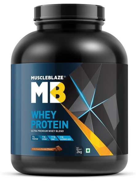 Muscleblaze Whey Protein Ultra 4.4 Lbs-2793