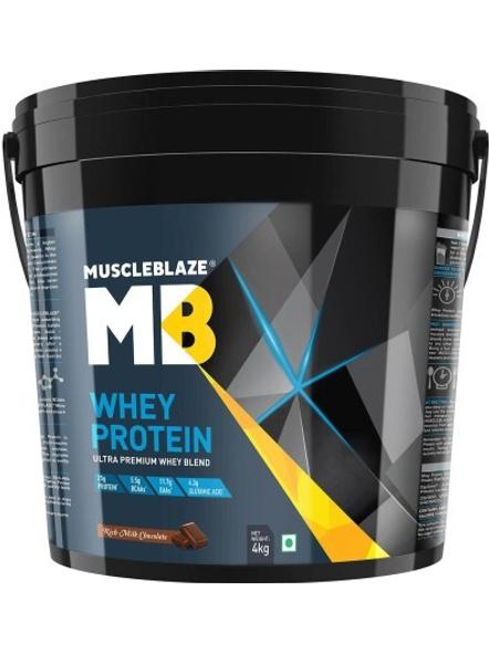 Muscleblaze Whey Protein Ultra 8.8 Lbs-2073