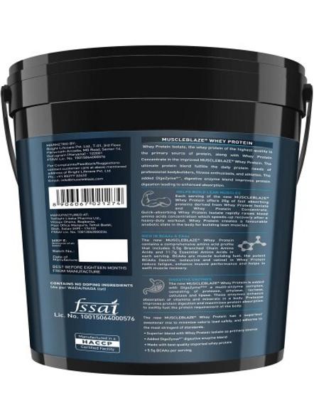 Muscleblaze Whey Protein Ultra 8.8 Lbs-RICH MILK CHOCOLATE-8.8 Lbs-1