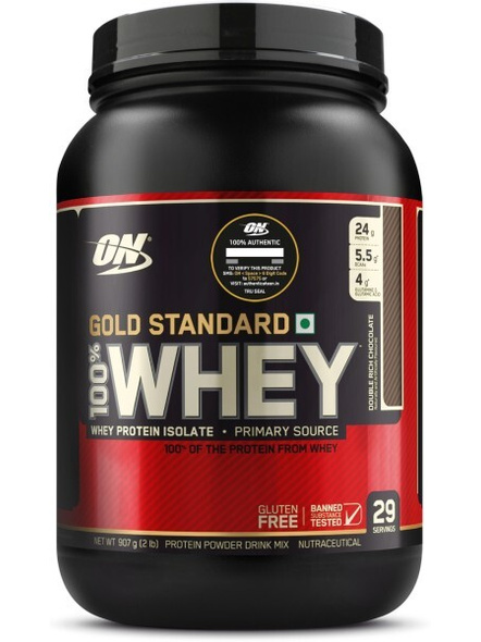 Optimum Nutrition Gold Standard 100% Whey Protein 2 Lbs-99