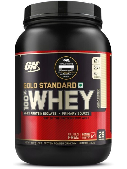 Optimum Nutrition Gold Standard 100% Whey Protein 2 Lbs-1120