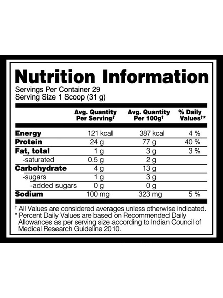 Optimum Nutrition Gold Standard 100% Whey Protein 2 Lbs-VANILLA ICE CREAM-2 Lbs-2