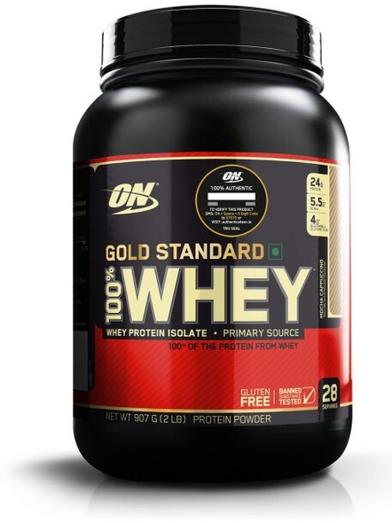 Optimum Nutrition Gold Standard 100% Whey Protein 2 Lbs-1273