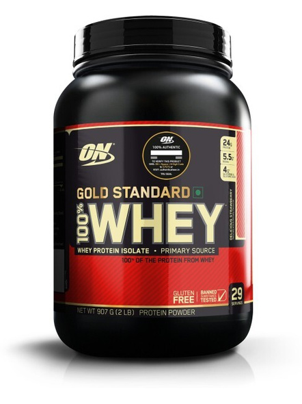 Optimum Nutrition Gold Standard 100% Whey Protein 2 Lbs-1496