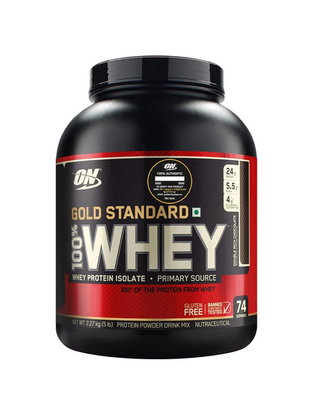 Optimum Nutrition Gold Standard 100% Whey Protein 5 Lbs-92