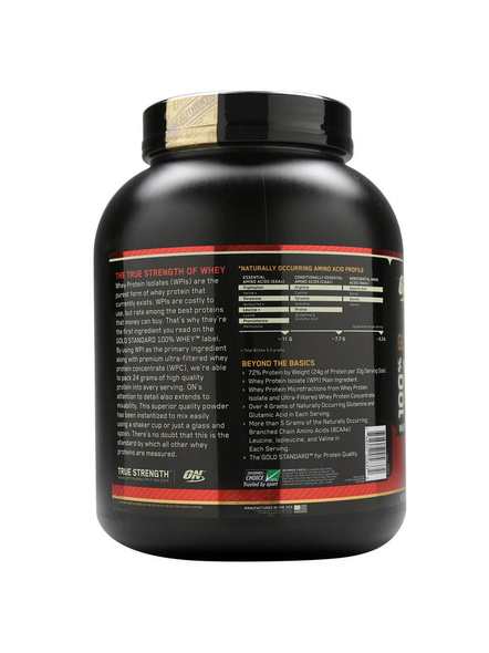 Optimum Nutrition Gold Standard 100% Whey Protein 5 Lbs-5 Lbs-COOKIE AND CREAM-1