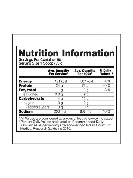Optimum Nutrition Gold Standard 100% Whey Protein 5 Lbs-5 Lbs-COOKIE AND CREAM-2