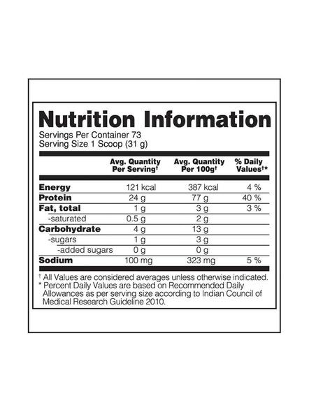 Optimum Nutrition Gold Standard 100% Whey Protein 5 Lbs-5 Lbs-VANILLA ICE CREAM-2