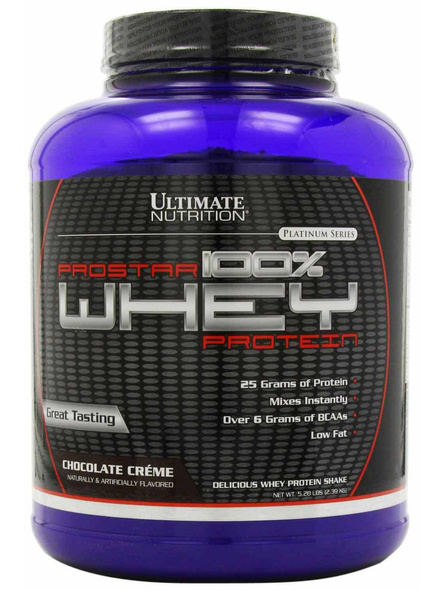 Ultimate Nutrition Prostar 100% Whey Protein 2.39 Kg-324
