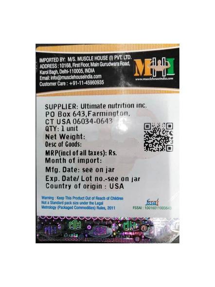 Ultimate Nutrition Prostar 100% Whey Protein 2.39 Kg-STRAWBERRY-2.39 Kg-1