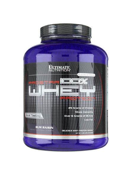 Ultimate Nutrition Prostar 100% Whey Protein 2.39 Kg-1765