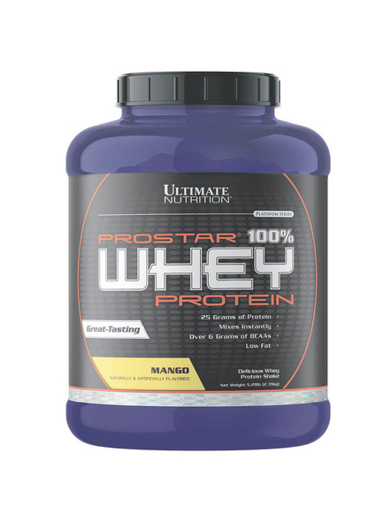 Ultimate Nutrition Prostar 100% Whey Protein 2.39 Kg-2795
