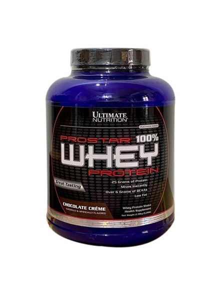 Ultimate Nutrition Prostar 100% Whey Protein 2.39 Kg-585