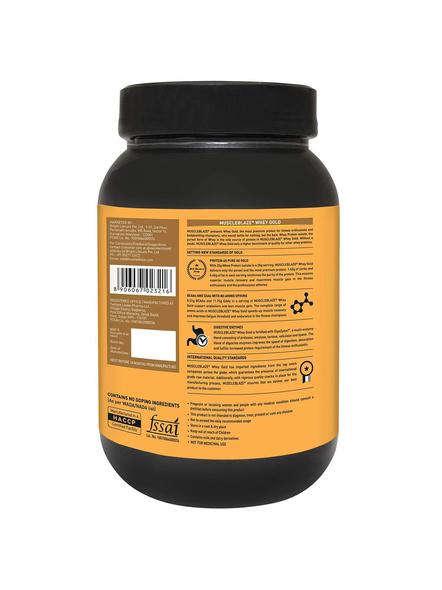 Muscleblaze Whey Gold Isolate 2.2 Lbs-RICH MILK CHOCOLATE-2.2 Lbs-1