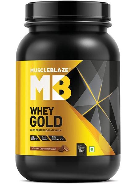 Muscleblaze Whey Gold Isolate 2.2 Lbs-5172