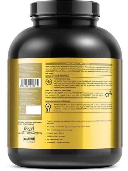 Muscleblaze Whey Gold Isolate 4.4 Lbs-IRISH CREAM CHOCOLATE-4.4 Lbs-1