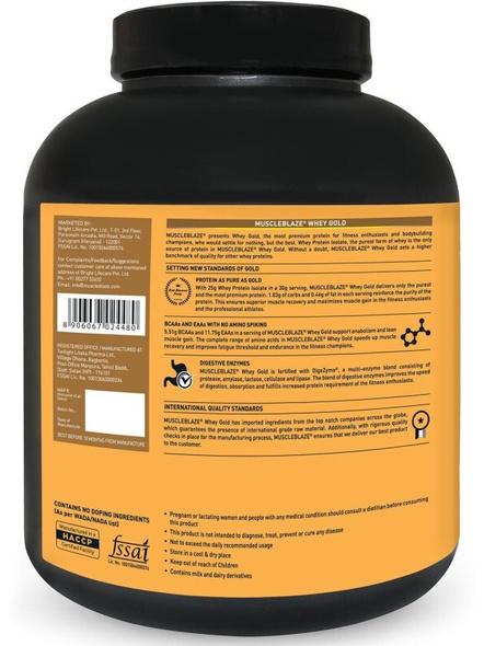 Muscleblaze Whey Gold Isolate 4.4 Lbs-MOCHA CAPUCCINO-4.4 Lbs-1